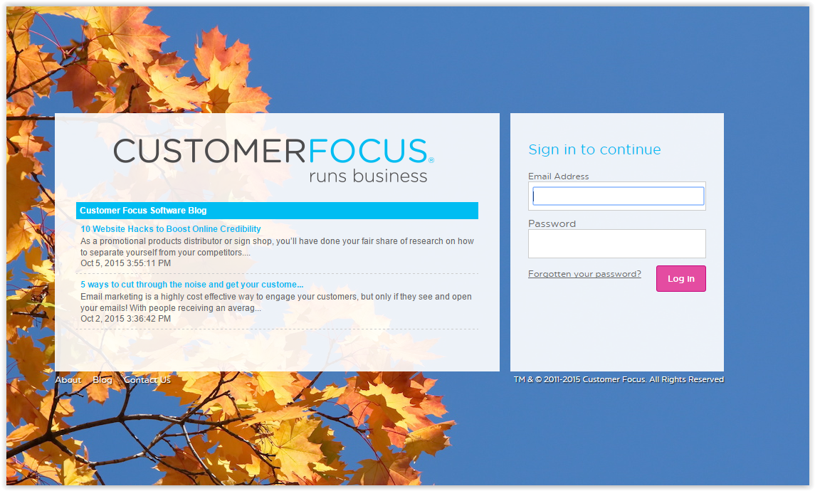 Searching Old Products | Customer Focus Software Help Sheets